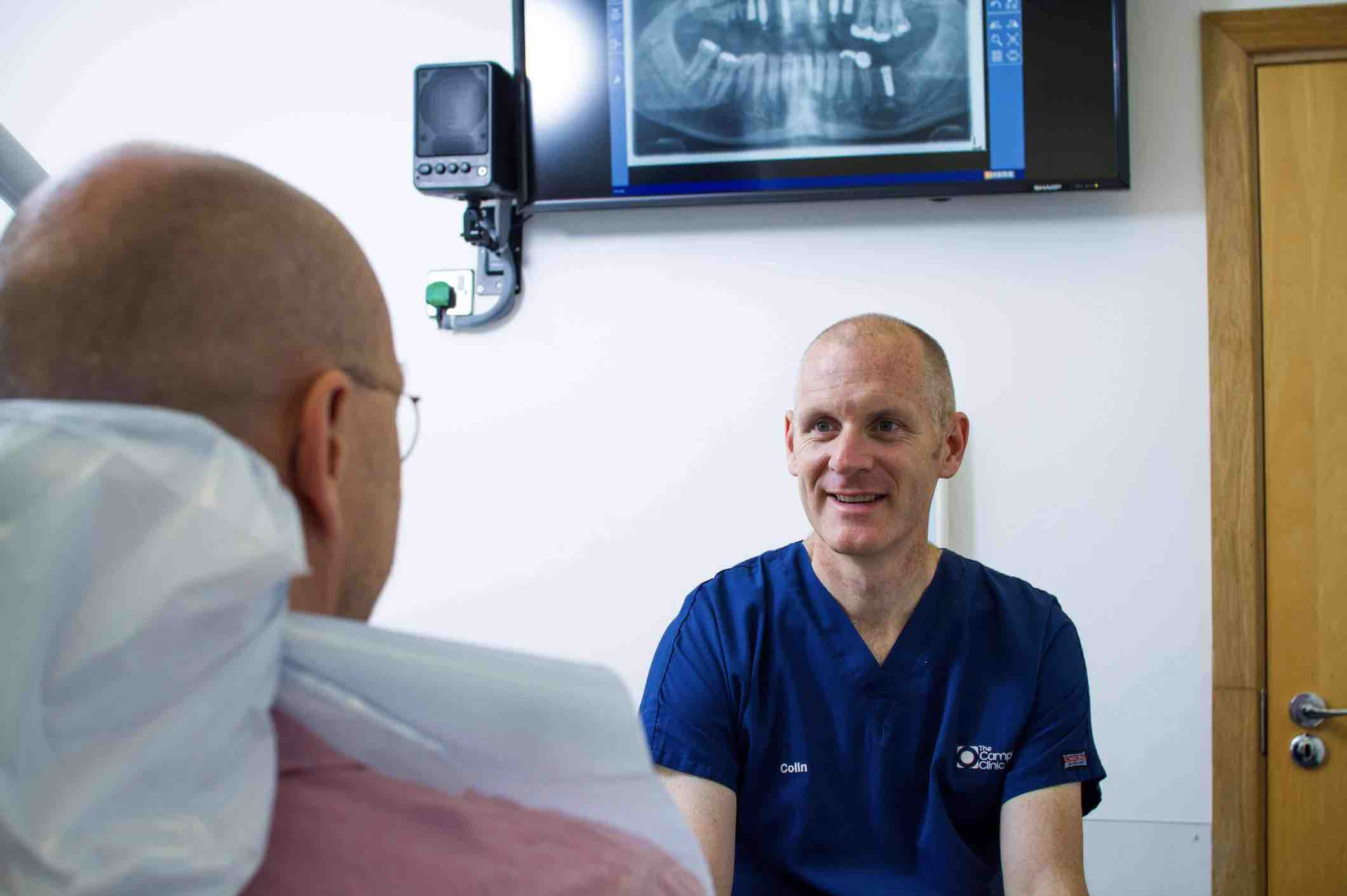 Colin Campbell Dentist Nottingham